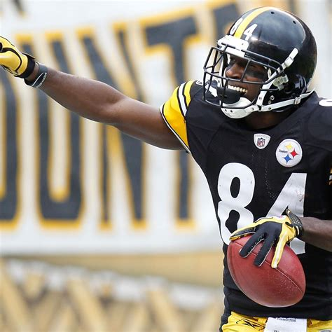 Antonio Brown's Contract Does Not Mean the Steelers Will ...