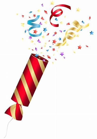 Confetti Birthday Clip Transparent Clipart Balloon Aniversario