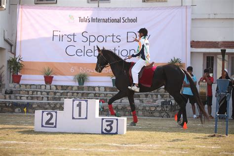 international horse boarding tula dehradun riding event sports edu