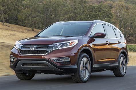 Honda Crv Reviews by 2015 Honda Cr V Review