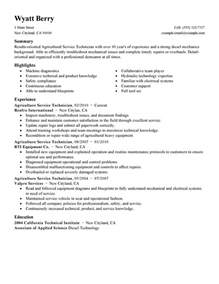 hvac technician sample resumes best service technician resume example livecareer