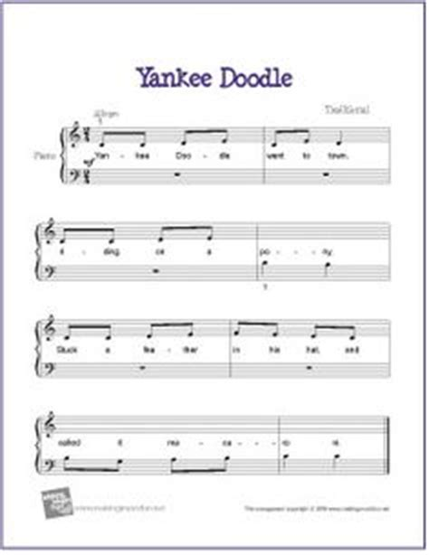 Banana Boat Jingle Lyrics by Chopsticks Sheet For Easy Piano Http