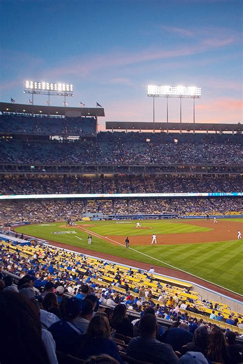 freeios la dodgers stadium parallax hd iphone ipad