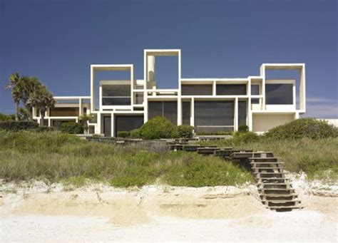 Paul Rudolph The House For Mr. & Mrs. Arthur W. Milam At Ponte Vedra Beach In Jacksonville