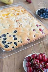 Schnelle Rührkuchen Mit öl : schneller obstkuchen vom blech rezept kuchen desserts cake und muffins ~ Orissabook.com Haus und Dekorationen