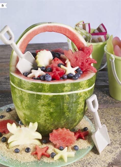 Beach Party Food Ideas Watermelon Kids