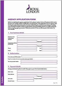 How To Fill Out An Employment Application 8 Agency Application Form Templates Psd Free