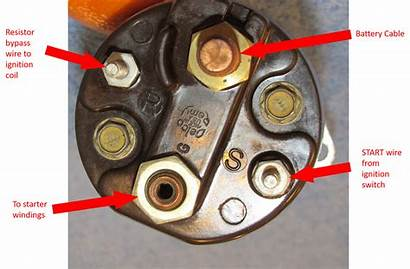 Starter 1972 Wiring Olds Question Classicoldsmobile Location