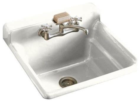 Kohler Utility Sink Faucet by Kohler K 6608 2 0 Bayview Self Utility Laundry