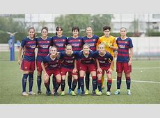 LIVE FC Barcelona Women v Santa Teresa FC Barcelona News