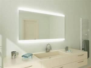 Bad Spiegelschränke Mit Beleuchtung : badspiegel mit led beleuchtung merte ~ Michelbontemps.com Haus und Dekorationen