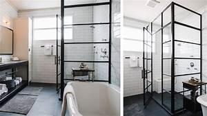 Douche Salle De Bain : salle de bains douche ou baignoire que choisir m6 ~ Melissatoandfro.com Idées de Décoration