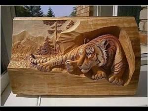 Amazing Wood Art - YouTube