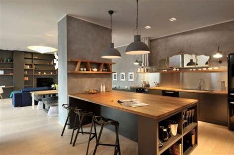bureau noir conforama cuisine avec îlot central 43 idées inspirations