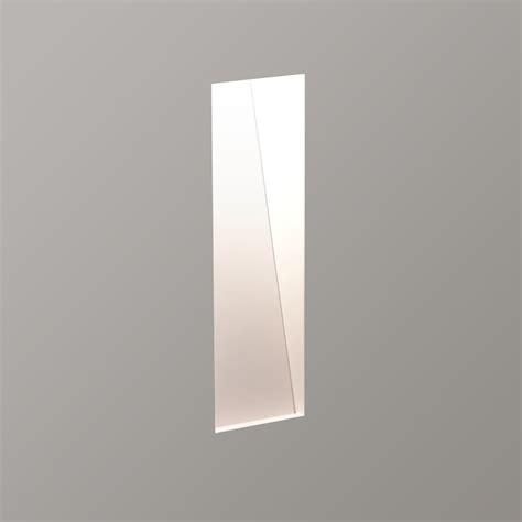 astro lighting 0976 borgo 35 trimless led 3000k recessed wall light