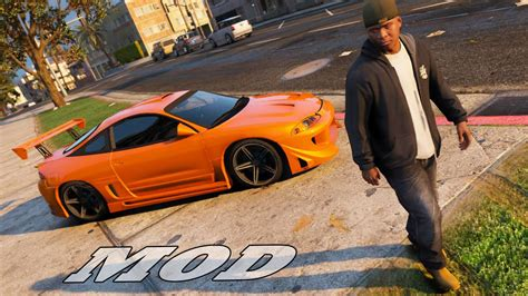 Mitsubishi Eclipse Mods by Gta V Customizing Mitsubishi Eclipse Gsx And Racing Gta 5