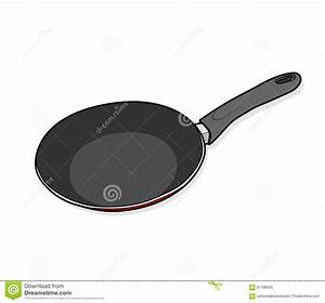 Cooking Pan Stock Vector - Image: 61788525