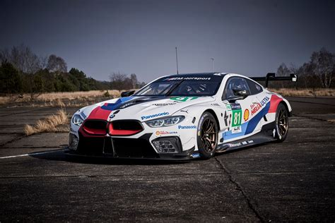 Bmw M8 Gte Gets New Photos Ahead Of Fia Wec Debut