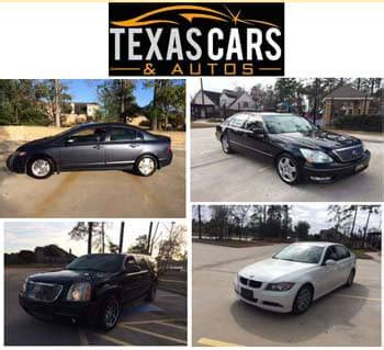 tips  buying reliable  cash cars  houston