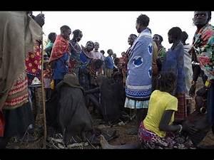 17 Bizarre Images Of Female Circumcision Ceremony In Kenya