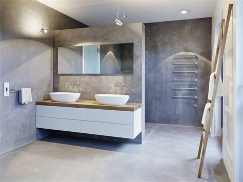 Moderne Badezimmer Böden by Penthouse Badezimmer Honeyandspice Innenarchitektur
