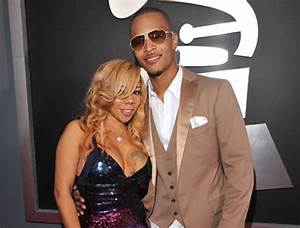 Tinny Harris Files for Divorce-from T.I , reason for their ...  Tiny