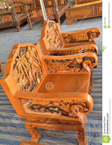 wood design carved stock photo image  nature export