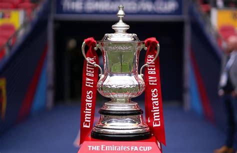 Fa Cup Quarter Final Fixtures 2020 - Total Football