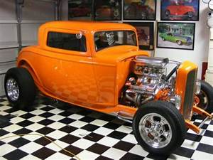 Buy Used 1932 Ford 3 Window Deuce Coupe Hot Rod Street Rod