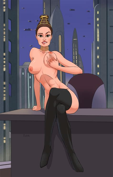 Padme By Flick Hentai Foundry