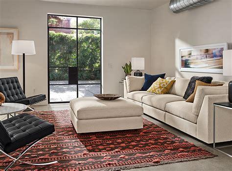 Linger Modular Sofa  Living  Room & Board