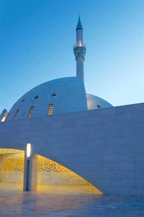 Yesil Vadi Mosque Istanbul Building Turkey E Architect