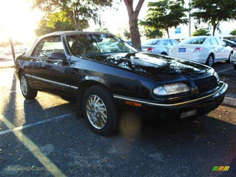1995 Chrysler Lebaron Gtc Convertible by 1995 Chrysler Lebaron Gtc Convertible In Spruce Pearl