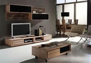 idees veranda ancienne With meuble salon moderne design 7 modales de meuble tv en bois archzine fr