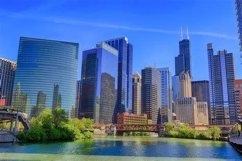 Of Chicago by Chicago Jet Charter Flights Priority