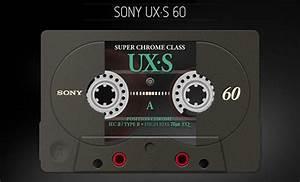 Cassette tape free PSD - Freebiesbug