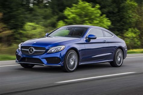 2017 Mercedes-benz C300 Coupe Review