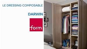 Concept De Dressing Composable Darwin FORM Castorama YouTube