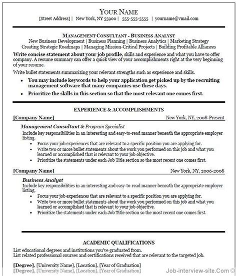 Great Resumes Templates by 17 Best Ideas About Professional Resume Sles On Exles Of A Resume Template