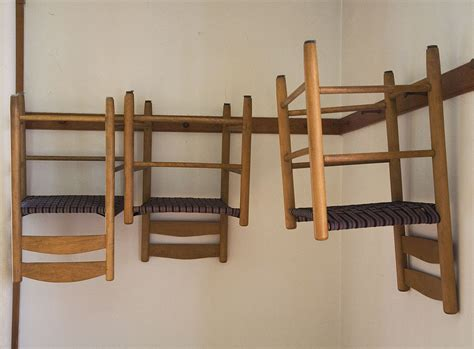 hanging chairs for file shaker chairs jpg wikimedia commons