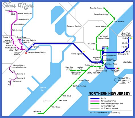 newark light rail schedule newark subway map toursmaps com