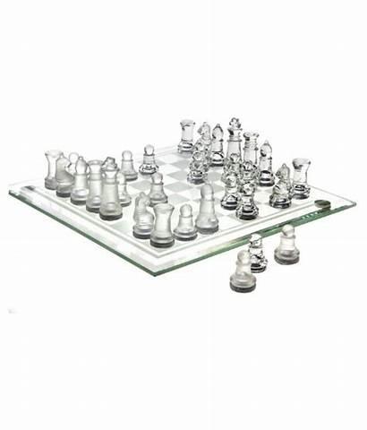 Chess Glass Fine Inch
