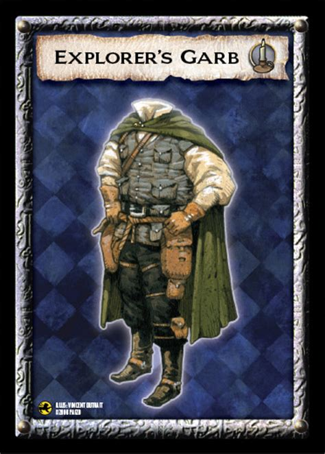 paizocom gamemastery item cards adventure gear  deck