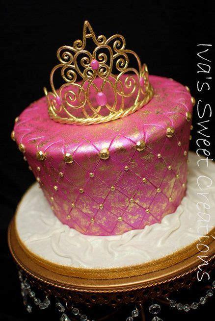 crown cake ideas  pinterest princess crown