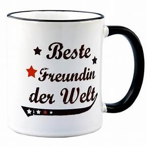 Geschenke Für Beste Freundin : tasse beste freundin der welt geschenk bestellen ~ Orissabook.com Haus und Dekorationen