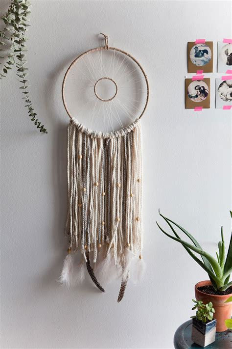 Urban Outfitters Decor by Diy Woven Dreamcatcher Lushlee