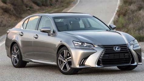 2019 Lexus Gs Redesign 2019 lexus gs 350 redesign reviews specs interior