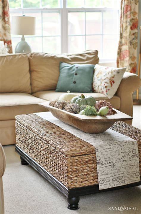 decorating with bowls whisper fall softly sand and sisal