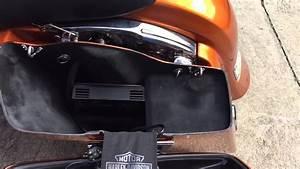 2015 Harley Davidson Road Glide Custom Stereo Subwoofer