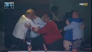 Chris Christie seen celebrating Dallas Cowboys win over ...